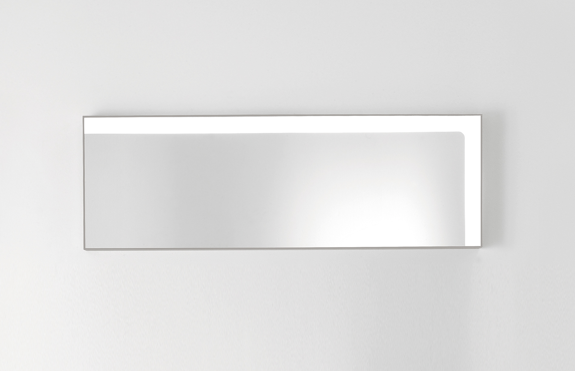 mirror with integrated lighting. 4×4 Mirror 400mm X 1200mm Horizontal With Integrated Light Lighting L