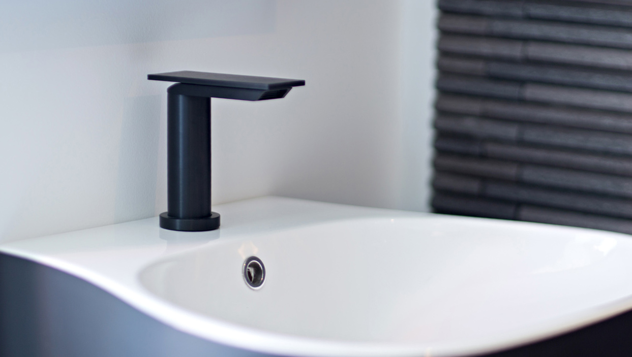 Sen Counter Mounted Taps For Basins Artedomus