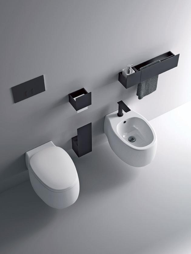 Artedomus Sen Toilet Roll Holder