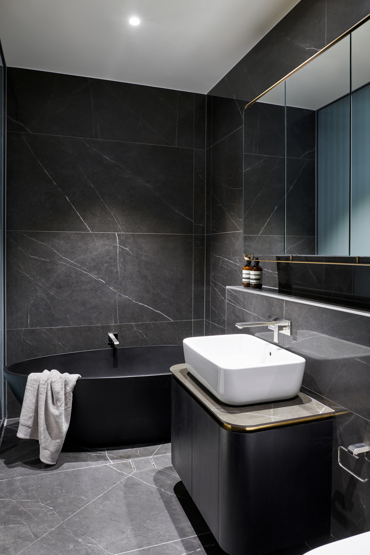 Maximum At Wentworth Point Penthouse Apartments Artedomus