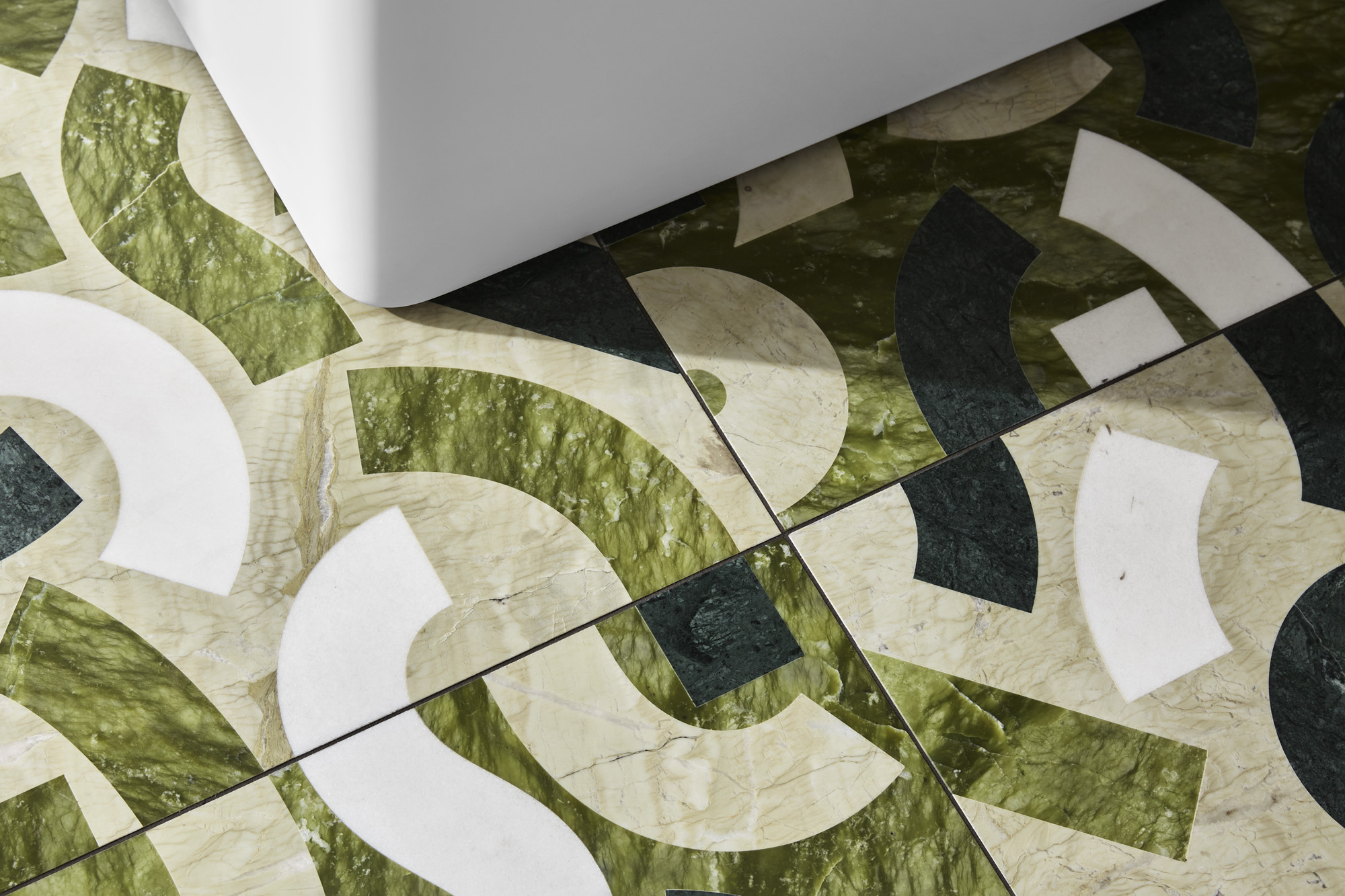 Opus Anemone Stone Tiles Lithos Design Lithos