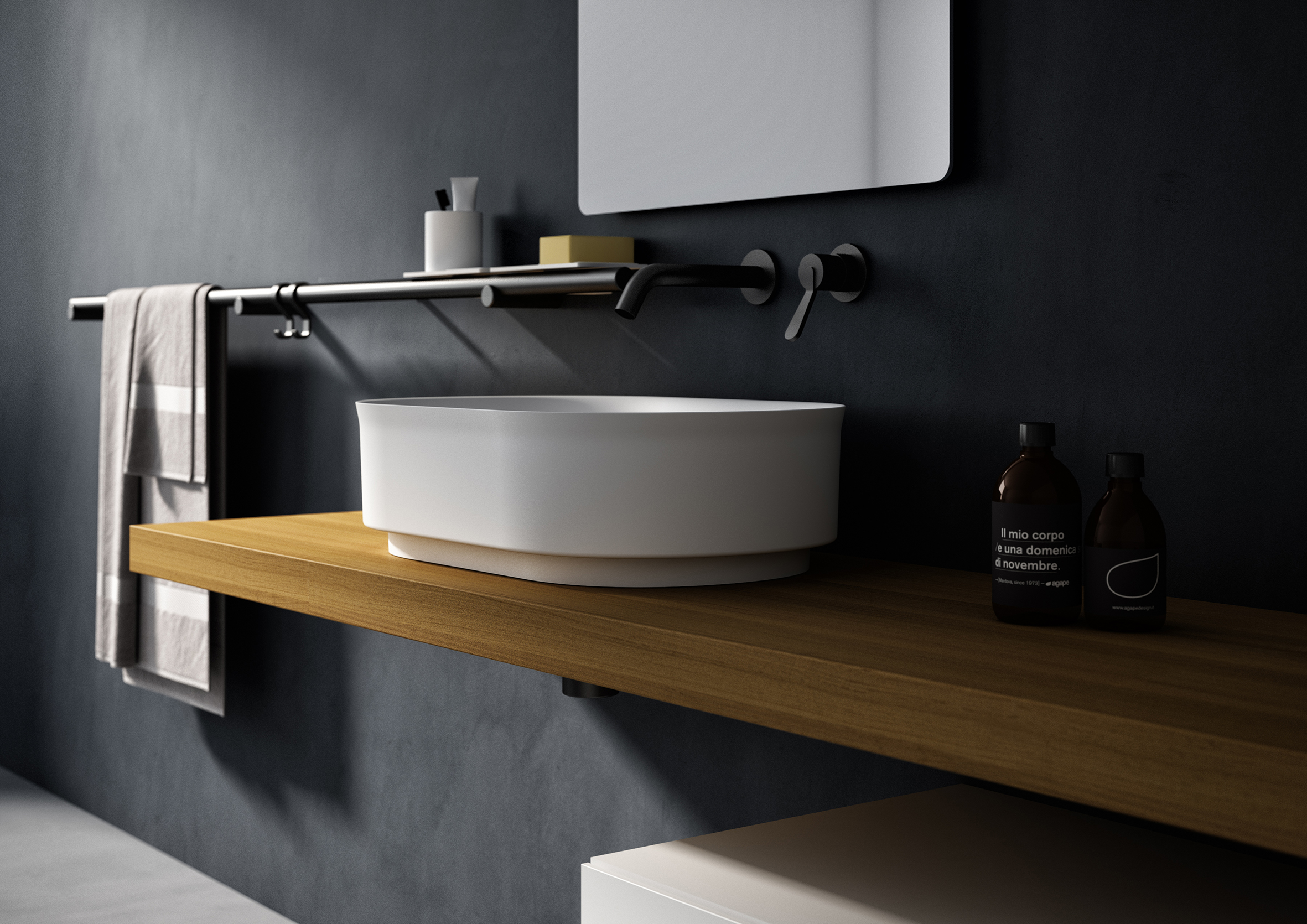 Immersion Over Counter Basins Bathware New Basins