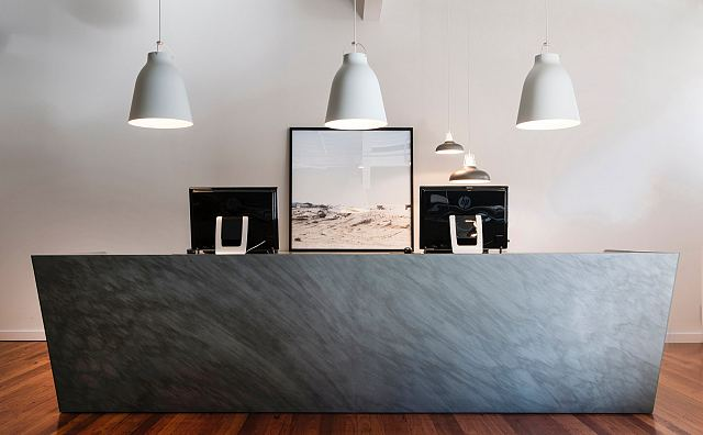 Bedonia Natural Stone reception counter.jpg