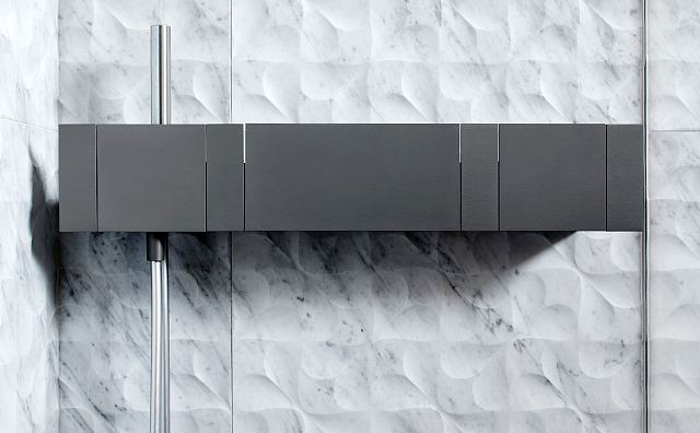 Agape Sen grey shower and Lithos Virgola Carrara.jpg