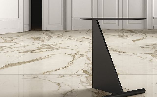 Fiandre Marmi Lab Oro Polished floor 01.jpg