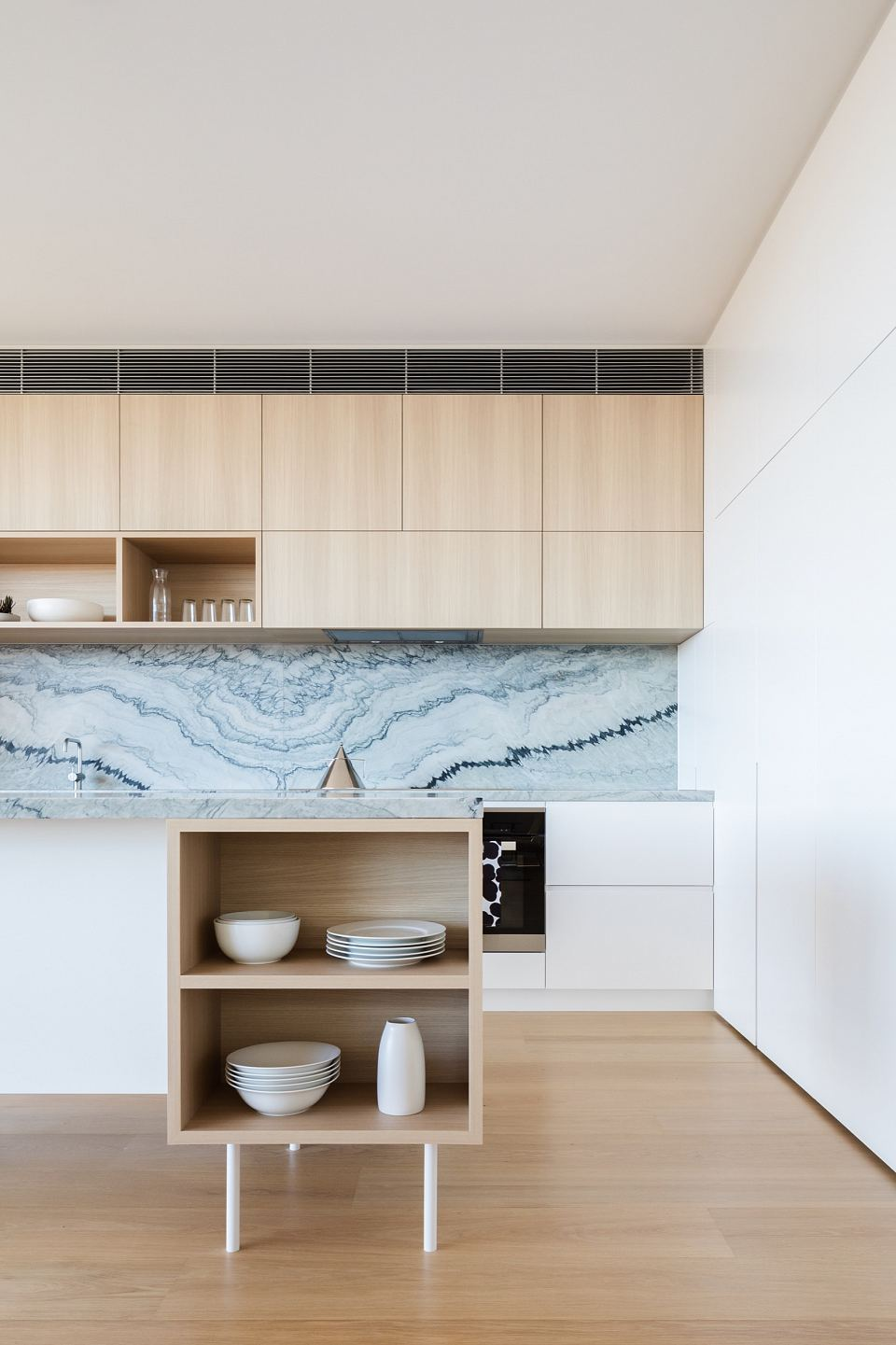 Lavanza Honed bench tops and splash back-1. DS House by Marston Architects.jpg